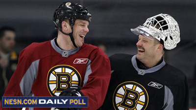 Vote: How Far Will the Bruins Advance This Postseason?