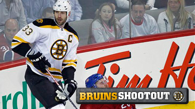 Zdeno Chara's Brief Absence Reveals His True Value and Five Other Bruins Thoughts