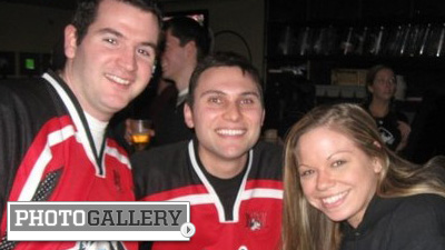 Fans Gather at Local Bars to Celebrate Beanpot Championship With Bud Light Viewing Parties (Photos)