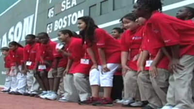 Red Sox Scholars Program Presented By Beth Israel Deaconess Medical Center Can Change Students' Lives
