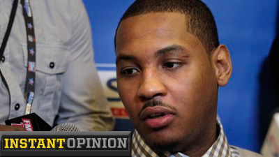 Carmelo Anthony Trade Wouldn't Make Knicks Instant Contenders, But Is Correct Long-Term Move