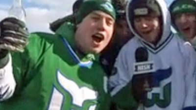 Whalers Fans Unite, Call Out Gary Bettman at Whale Bowl 2011 As Hartford Hockey Fans' Love for Whale Still Burns