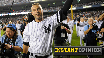 Yankees Doing All They Can to Make Derek Jeter Ashamed of Wearing Pinstripes