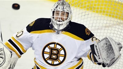 Tim Thomas Always Plays Well North of the Border, Looking to Extend Shutout Streak Against Vancouver