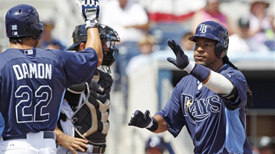 Manny Ramirez, Johnny Damon Prove They Can Still Deliver in Solid Outing Against Marlins