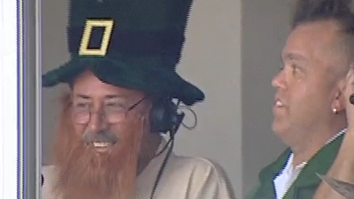 St. Patrick's Day Fever Takes Over Baseball, As Jerry Remy Turns Into Leprechaun