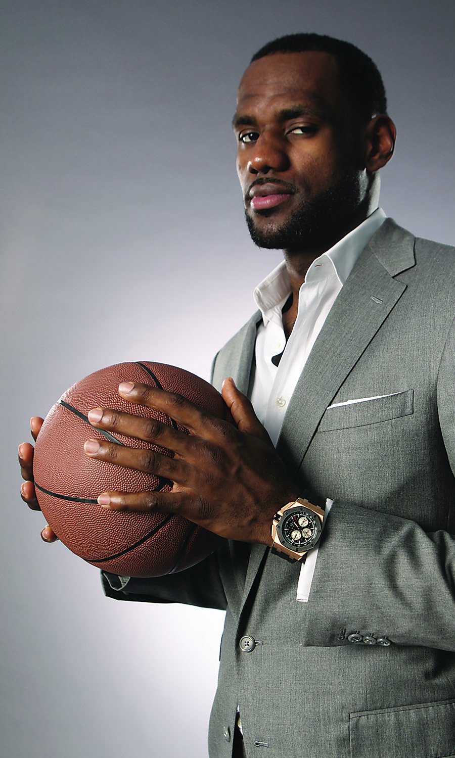 LeBron James Teams Up With Audemars Piguet, Plans to Create Limited-Edition Watch for Charity