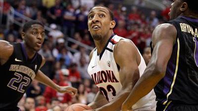 Arizona Forward Derrick Williams Declares for NBA Draft