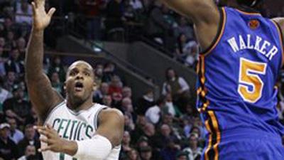 Glen Davis, Celtics' Second Unit Steps Up While Starters Sit to End Regular Season on High Note