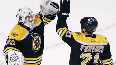 Finally Healthy, Andrew Ference Should Bring Bruins Victories This Postseason