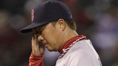 Red Sox' Three-Game Winning Streak Snapped in 5-0 Loss to Oakland