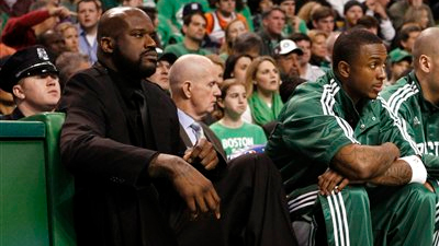 Report: Celtics Don't Expect Shaquille O'Neal to Return This Postseason, Barring 'Miraculous Recovery'