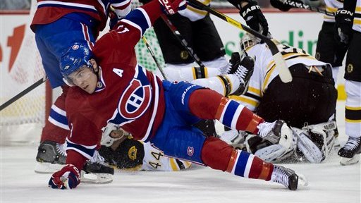 Bruins, Canadiens Jockeying for Fast Starts, Failing to Feed Off Home Cooking