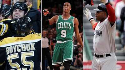 Bruins, Celtics, Red Sox Give Boston Sports Fans a Weekend for Which to Be Truly Thankful