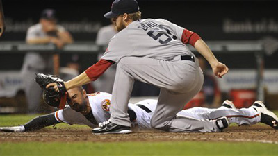 Red Sox Rally Late Against Orioles, But Pick Up 5-4 Loss at Camden Yards