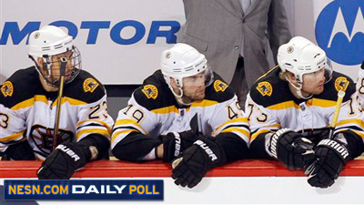 Vote: Which Bruins Line Was Most Effective Against the Canadiens?