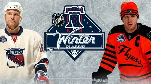 Rumored Photos of Winter Classic Jerseys for Flyers, Rangers Making Rounds on Internet