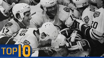 Top 10 Game 7 Wins in Boston Bruins History