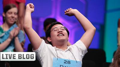 Scripps National Spelling Bee Live Blog: Sukanya Roy Spells 'Cymotrichous' Correct to Win Bee