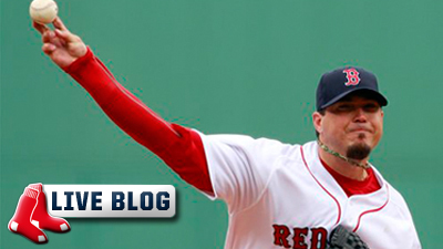 Red Sox Live Blog: J.D. Drew Supplies Red Sox With Walk-Off Hit in 14th Inning, Sox Win 9-8