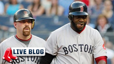 Red Sox Live Blog: Sox Use Seven-Run Seventh Inning to Complete Another Sweep of Yankees