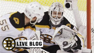 Bruins Live Blog: B's Beat Canucks 4-0 in Game 7 in Vancouver, Claim First Cup Since 1972
