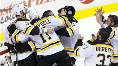 Bruins Finally Join Boston's Party During City's Decade of Sports Dominance