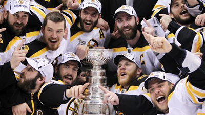 Bruins' Hard Work Pays Off With Spot in Hockey Immortality, But Stanley Cup Win Has Yet to Sink In