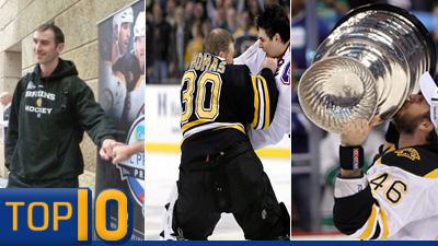 Top 10 Storylines of Boston Bruins' Stanley Cup Season