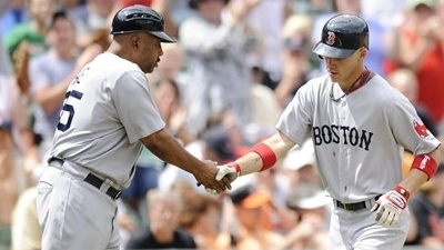 Josh Reddick Making Carl Crawford's Absence a Virtual Non-Issue for Red Sox