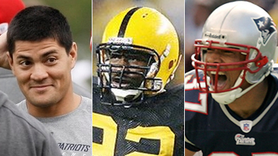 James Harrison Says He'd Like to Meet 'Idiot' Tedy Bruschi, 'Steroid Cheater' Rodney Harrison in a Dark Alley