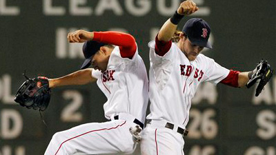 Red Sox Use Relentless 16-Hit Attack to Come Away With 13-9 Win Over Royals
