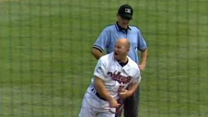 Tri-City ValleyCats Manager Stubby Clapp Has Epic Meltdown, Gets Ejected (Video)