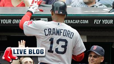 Red Sox Live Blog: Neftali Feliz Closes Off Sox, Rangers Take Series Opener 4-0