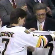 Is Ray Bourque Giving No. 7 to Phil Esposito or Jim Rice Saving a 4-Year-Old's Life a Bigger Boston Sports Moment?