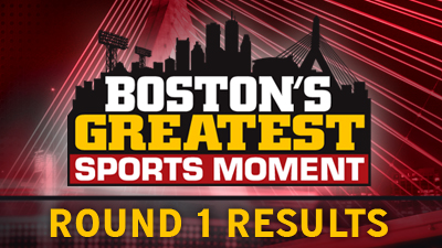 Mike Milbury, Tim Thomas, Jim Rice Among Nine Upsets in First Round of Boston's Greatest Sports Moment