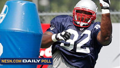 Vote: Will Albert Haynesworth Make an Impact With the Patriots This Season?