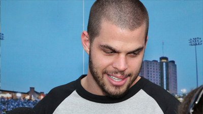 Nathan Horton Not Happy With Aaron Rome's Decision to Text Him After Stanley Cup Hit, Says He'd Opt for Phone Call in That Situation
