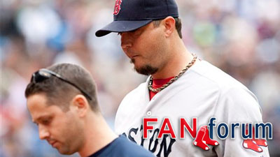 Which Red Sox Starting Pitcher's Injury Concerns You More?