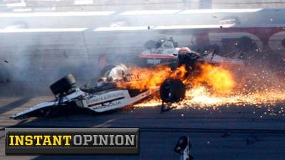 Dan Wheldon's Fatal Crash Reinforces Brendan Shanahan Is Right in Efforts to Protect NHL Players