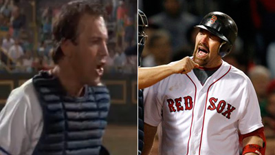 Red Sox Should Turn to Crash Davis, 'Bull Durham' to Snap Out of Prolonged Slump