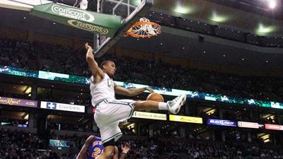 Avery Bradley's Career-High 20 Points Propels Celtics Over Knicks in Regular-Season Finale