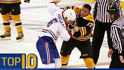 Top 10 Reasons Bruins-Canadiens Is Best Rivalry in Boston Sports