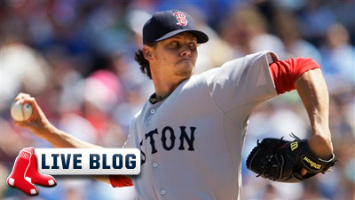 Red Sox Live Blog: Jonathan Papelbon Closes Out First Road Win of 2011 for Red Sox