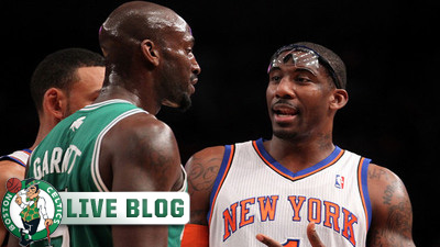 Celtics Live Blog: C's Stave Off Knicks' Comeback, Complete First-Round Playoff Sweep