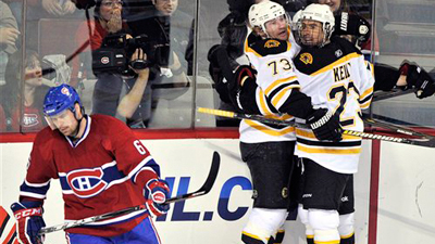 Bruins Focused on Taking Care of Business in Game 6, Not Letting Canadiens Extend Series Any Further