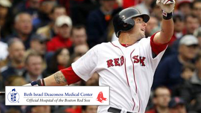 Jarrod Saltalamacchia Keeps Bones, Joints Healthy by Stretching and Staying Active