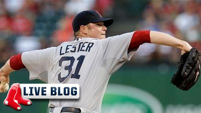 Red Sox Live Blog: Jon Lester, Jacoby Ellsbury Help Red Sox Avoid Sweep in 6-2 Win Over O's