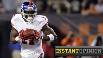Patriots Should Consider Plaxico Burress Upon His Release From Prison
