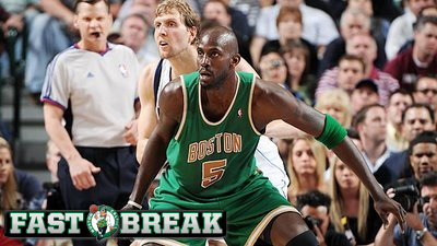 Kevin Garnett Still Alive and Kicking at 35 and Six Other Celtics Thoughts